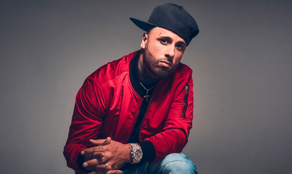 "NETFLIX RELEASES THE BIO-SERIES ""NICKY JAM:"