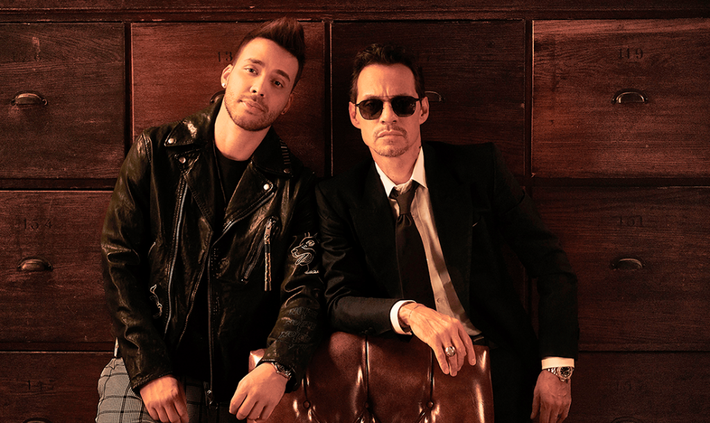 PRINCE ROYCE AND MARC ANTHONY RELEASE